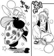 Bulmanormal en el manga