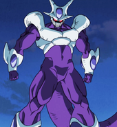 Cooler SDBH Anime