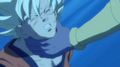DBS Goku Beerus Underwater