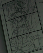 Frieza regenerated storyboard