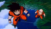 Goku And Krillin DBZ Movie04 Lord Slug