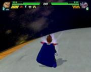 Rey de los Saiyans-BT3-Rey Vegeta después de usarlo