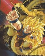 Dbz goku 3 dragon