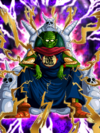 Dokkan Battle Terror Strikes Again Demon King Piccolo (Elder) card (Namekian Demon King Elderly Piccolo SSR-UR)