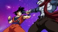 EP81DBS Son Goku VS Bergamo