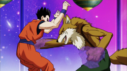 Gohan is rip lavvy