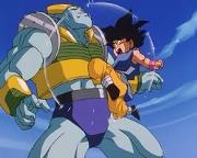 Goku vs Rilldo
