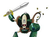 Robot Pirata