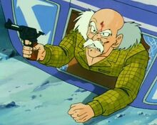 Anziano di Parsley City
