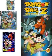 DragonBallThemovies single Volumen 03 (carta)