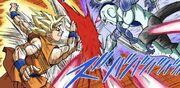 Goku v Frost 2