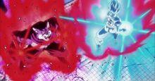 Son Goku vs Bergamo