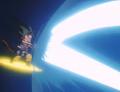 TRCF - Goku reflects