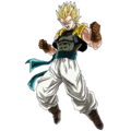 Gotenks - Adulte (Super Saiyan) (Artwork)