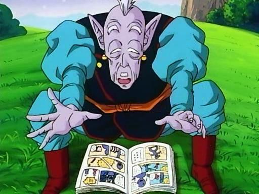 Old Kai | Dragon Ball Wiki | Fandom