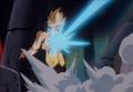 Super hatchyack blast goku