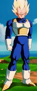 Végéta Super Saiyan
