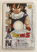 Gohan - Dragon Ball Z Collectible CD Picture Cards