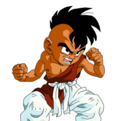 Ub in Dragon Ball Z.
