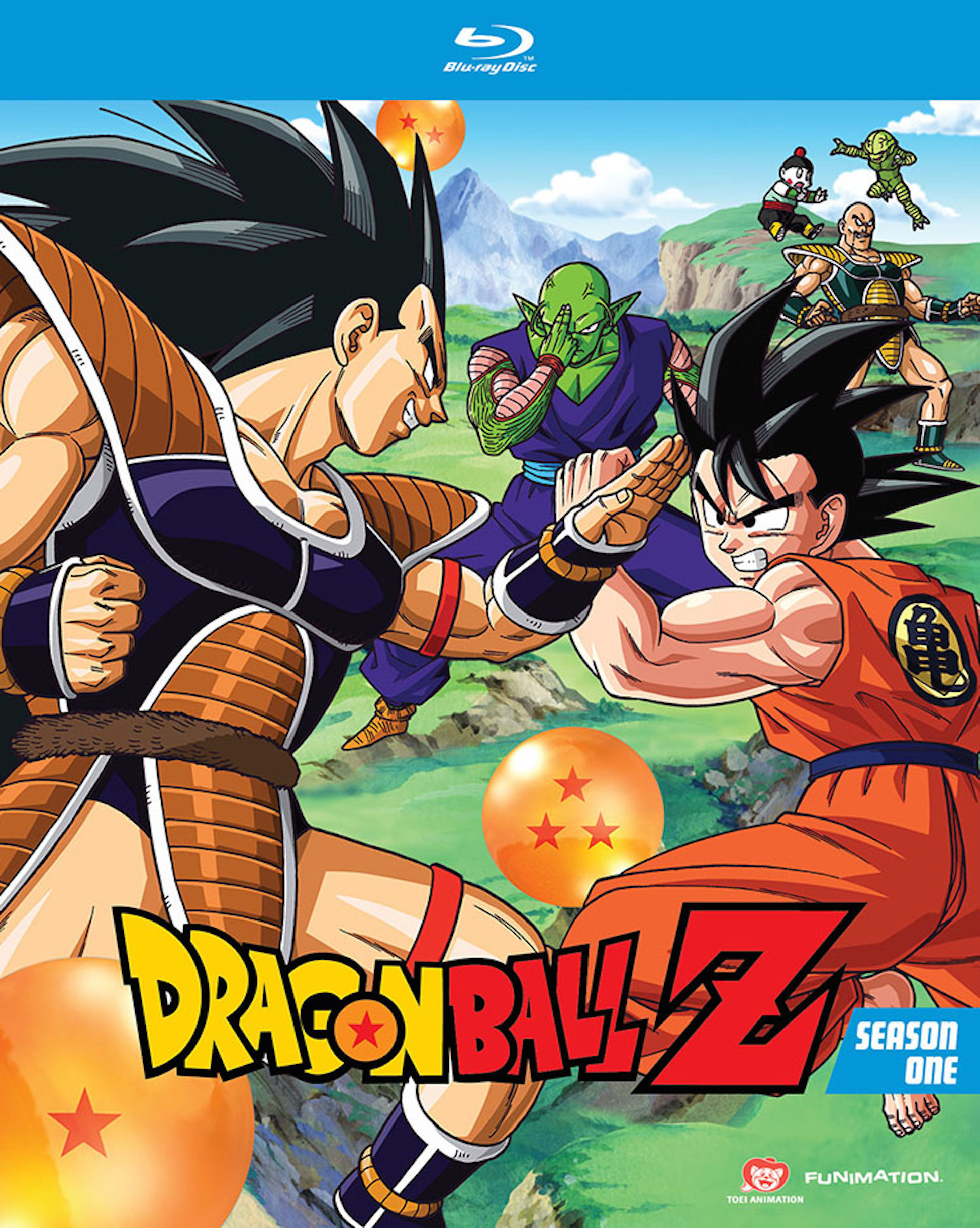 Dragon Ball Z Season 2 Hd Wallpaper