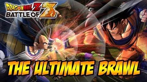 Dragon Ball Z Battle of Z - PS3 X360 PSVITA - The Ultimate Brawl (trailer)
