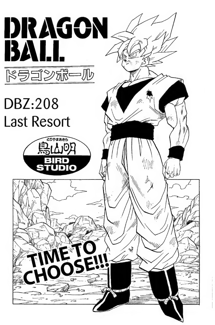 100 Images of Dbz 208 English