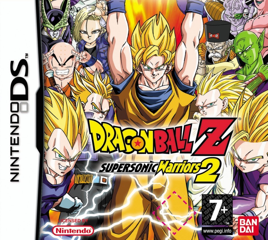 Dragon Ball Z: Supersonic Warriors 2 | Dragon Ball Wiki ...