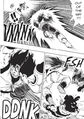 Ginyu's Mistake!- Vegeta attacks Ginyu