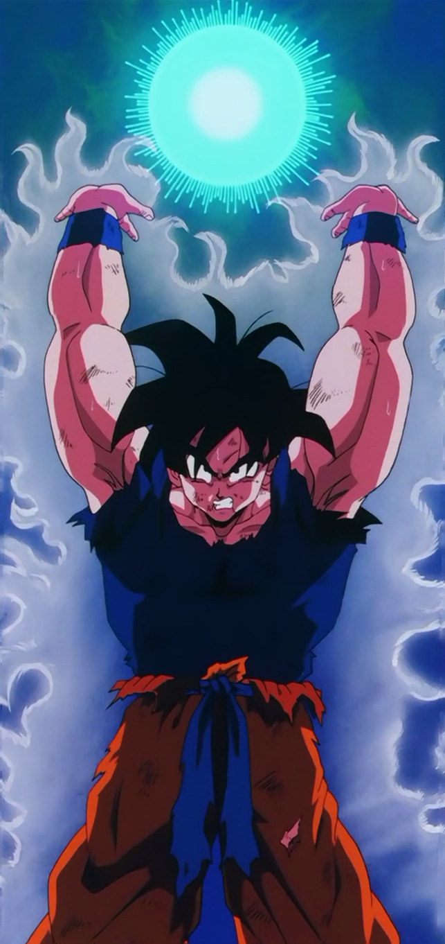 Spirit Bomb | Dragon Ball Wiki | FANDOM powered by Wikia
