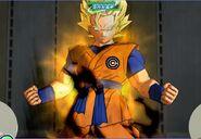 Goku Fuera de control SDBH