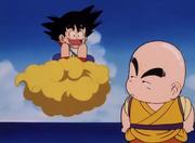 Goku conosce Crilin