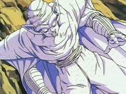 Junior trasformato in statua da Darbula