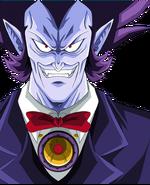 Lucifer Dragon Ball Dokkan Battle Art oficial