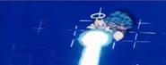 Son Gohan lanzando el kamehameha