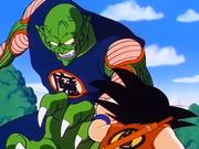 Son Goku contro il giovane Gran Demone Piccolo