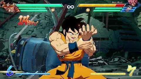 DRAGON BALL FighterZ - Yamcha Character Breakdown X1, PS4, PC