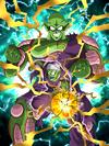 Dokkan Battle Threat to Peace Piccolo Jr. (Giant Form) card (Base Form)