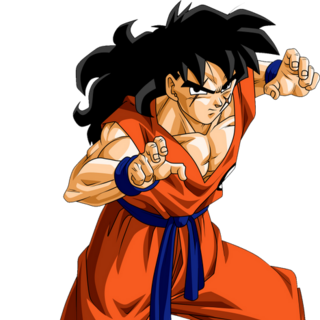 Yamcha in Dragon Ball Z.