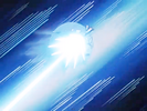 13. Goku finish Super Sigma off with a Kamehameha