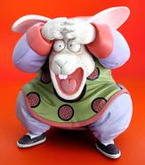 Coleccionable del jefe conejo