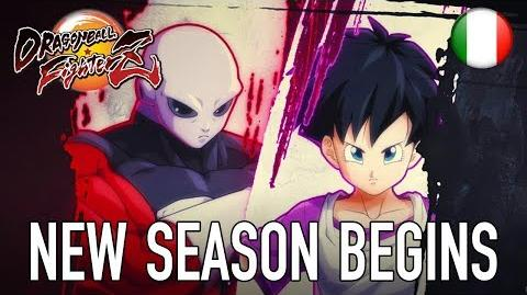 Dragon Ball FighterZ - PS4 XB1 PC SWITCH - New Season Begins (Italiano)
