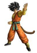 Héroe Saiyan 1 Dragon Ball Z Ultimate Tenkaichi