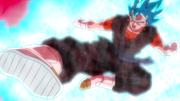 Vegetto (Super Saiyan Blue Kaïô Ken)
