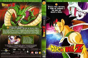 01-La Batalla de Freezer Contra el Padre de Goku