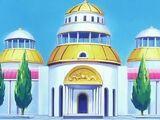 Templo Sagrado de Kami