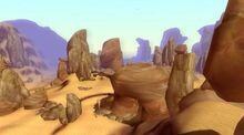 Dragon Ball Online - Deserto del Diablo