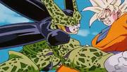 GokuCellFightingFastSpeed