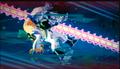 Radtiz attackedv by special beam cannon