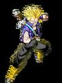 Trunks du Futur (Super Saiyan 2) (Artwork)