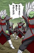 Zamas Infinito manga